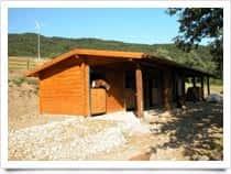 Il Panigale - Centro Equitazione Western a Pian del Voglio / San Benedetto Val di Sambro (Italia)