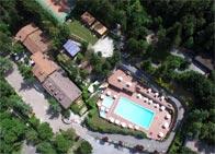 Hotel Pineta - Ristorante / Country House a Campodonico / Fabriano (Marche)