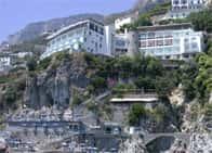 Hotel Miramalfi - Hotel con piscina e ristorante, fronte mare, a Amalfi (Campania)