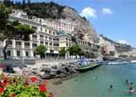 Hotel La Bussola - Hotel fronte mare & Ristorante, a Amalfi (Campania)