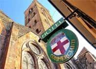 Art Hotel Commercianti - Hotel in centro storico, a Bologna (Emilia Romagna)