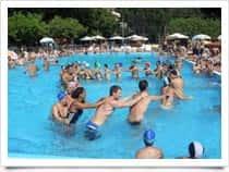 Riva Verde - Camping a San Feliciano / Magione (Umbria)
