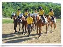 Circolo Ippico Moncestinese - Scuola di Equitazione - Escursioni a Cavallo a Seminenga / Moncestino (Piemonte)