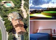 Hotel Il Castellaccio - Albergo con piscina & Ristorante, a Piccione / Perugia (Umbria)
