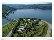 La Penisola - Country Resort & Ristorante a Baschi (Umbria)