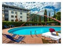 Albornoz Palace Hotel - Hotel Benessere, a Spoleto