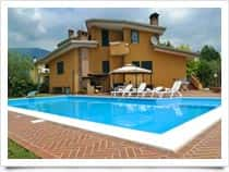 B&B A Casa Tua - Bed and Breakfast a Piedimonte San Germano (Lazio)