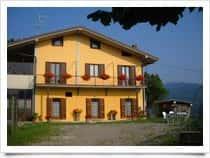 B&B La Casa di Parpaet - Bed and Breakfast a Poscante / Zogno (Lombardia)