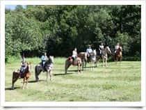 Equitazione Alpina - Passeggiate a Cavallo in Valtellina, a Albosaggia