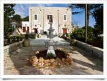 La Casina dei Nonni - Agriturismo, a Contrada Fontana Dritta / Oria (Puglia)