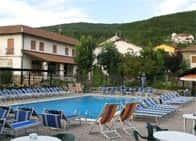 Hotel Stevano - Albergo con piscina, e Ristorante in Pallavicino - Cantalupo Ligure -  AL - Piemonte
