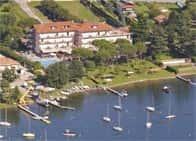 Hotel Marina - Hotel con piscina e spiaggia privata - Ristorante a Viverone (Piemonte)