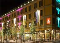 Grand Hotel De La Ville - Luxury Hotel near the historic center - Restaurant in - Parma - - Emilia Romagna