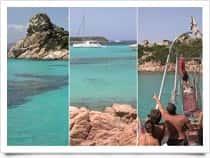 Costa Tours - Escursione in barca arcipelago di La Maddalena, a La Maddalena
