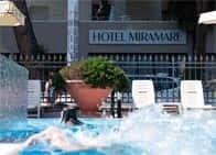 Hotel Miramare - Hotel con piscina, centro benessere e ristorante a Cervia (Emilia Romagna)