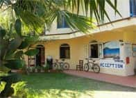 Camping Iscrixedda - Camping in pineta, a Lotzorai (Sardegna)