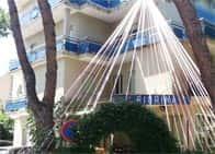 Hotel Fiorina - Albergo economico, con servizio B&B a Riccione (Emilia Romagna)