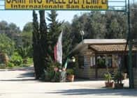 Camping Valle dei Templi - Camping with bungalows, mobile homes, swimming pool and restaurant San Leone / Agrigento (Sicily)