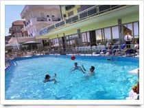 Hotel con Piscina e Ristorante Hotel Elizabeth - Bellaria-Igea Marina  (RN) - Emilia Romagna