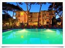 Hotel La Palma - Hotel con piscina a Camaiore (Toscana)