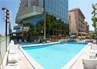 Hotel Diplomat Palace - Hotel with spa and pool, in Marina Center / Rimini (Emilia Romagna)