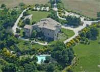 Hotel Castello di Petrata - Hotel, con SPA, centro benessere, piscina - Ristorante a Pieve San Nicolò / Assisi (Umbria)