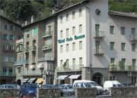 Hotel Ponte Romano - Hotel con ristorante in  - Pont-Saint-Martin -  AO - Valle d'Aosta