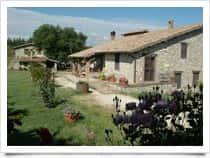 Agriturismo Le Casette - Camere e ristorante in agriturismo con piscina a Montecchio (Italia)