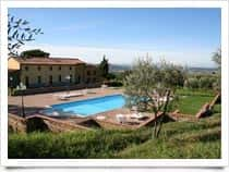 Agriturismo Il Borgo di MontereggiAppartamenti in agriturismo, con piscina (Limite sull'Arno)