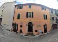 Franciscan hostel - Hostel of the Franciscan path in Valfabbrica (Italy)