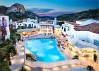 Wellness Luxury Hotel, con camere e appartamenti, piscina e ristorante Grand Hotel Poltu Quatu - Arzachena  (SS) - Italia