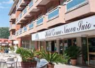 Hotel Terme Nuova Suio - Hotel, con centro benessere e ristorante - Centro cure termali a Suio / Castelforte (Lazio)