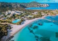 Wellness Luxury Hotel con piscina, spiaggia privata e ristorante Hotel Romazzino - Arzachena  (SS) - Italia