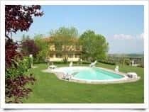Agriturismo Bella Cima - Appartamenti in agriturismo, con area di sosta camper a Montefiascone