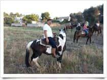 Circolo Ippico La Grande Piantata - Scuola di Equitazione - Passeggiate a Cavallo, a <span class=&#39;notranslate&#39;>Leporano</span> (Puglia)