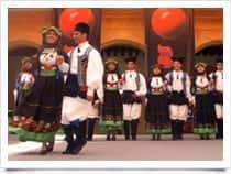 Gruppo Folk Pro Loco Samugheo - Associazione per la promozione turistica locale, a Samugheo