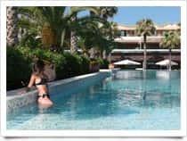 Savoy Beach Hotel - Luxury Hotel con piscina & Ristorante Tre Olivi a Paestum / Capaccio Paestum (Campania)