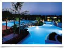 Oleandri Family Resort - Hotel Residence con ristorante e piscina (Paestum)