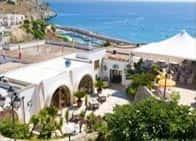 Hotel Ristorante Panoramico - Hotel & Ristorante con piscina, a Castro (Puglia)