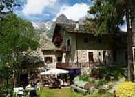La Tavernetta di Diego - Locanda in Valle Maira, con camere e ristorante, a Saretto / <span class=&#39;notranslate&#39;>Acceglio</span> (Piemonte)