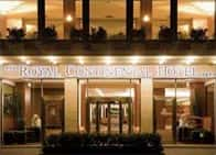 Hotel Royal Continental - Hotel con ristorante, e piscina, a Napoli (Campania)