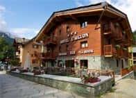 Hotel L&#39;Aiglon - Hotel, con ristorante e centro benessere, a Champoluc / <span class=&#39;notranslate&#39;>Ayas</span> (Valle d&#39;Aosta)