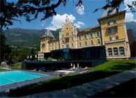 Grand Hotel Billia - Luxury Wellness Hotel & Ristorante Saint-Vincent (Piemonte)