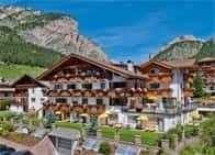 Residence Villa Gran Baita - Appartamenti in Residence a Selva di Val Gardena (Trentino-Alto Adige)