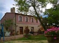 Agriturismo La Moriccia - Camere e ristorante in agriturismo, con piscina, a Casciana Terme Lari (Toscana)
