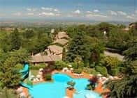 Balletti Park Hotel - Hotel con piscina - Ristorante - Scuola di equitazione a Viterbo (Lazio)