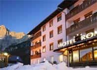 Hotel Roma - Hotel con ristorante, a San Vito di Cadore (Veneto)