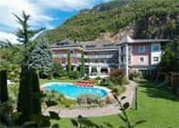 Business Resort Parkhotel Werth - Hotel con centro benessere in  - Bolzano -  - Trentino-Alto Adige