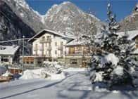Hotel Fior di Roccia - Albergo e Ristorante, a Gaby (Piemonte)