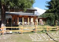 Camping Du Parc - Camping, con chalet, roulotte e tende, a Montbardon / Pré-Saint-Didier (Valle d'Aosta)